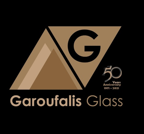 50 years Anniversary - Garoufalis Glass